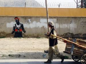 make love not war kabul afghanistan